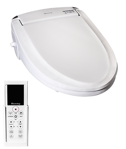 Blooming 1063 Bidet Seat with remote control