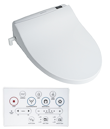 Blooming Bidet Seat NB-R1570 with remote control